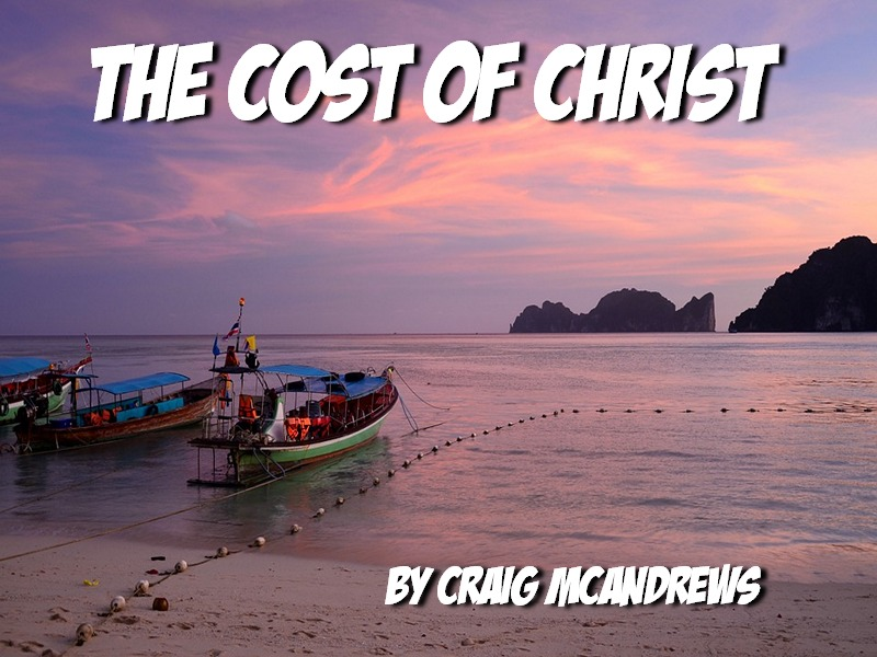 The Cost of Christ