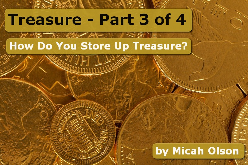 Treasure Part 3 of 4