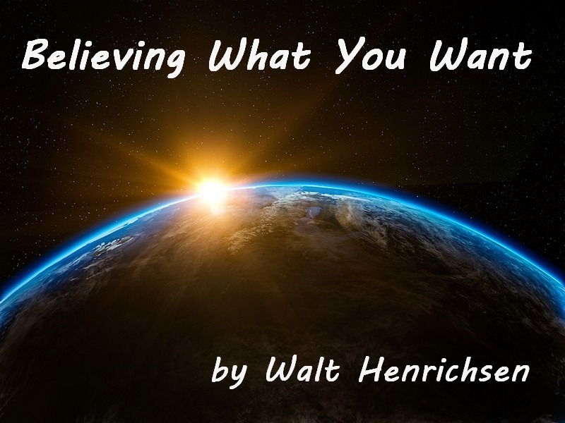 Believing What You Want