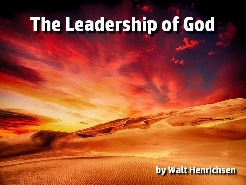 The Leadership of God