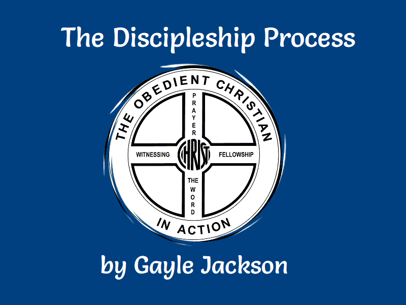 The Discipleship Process