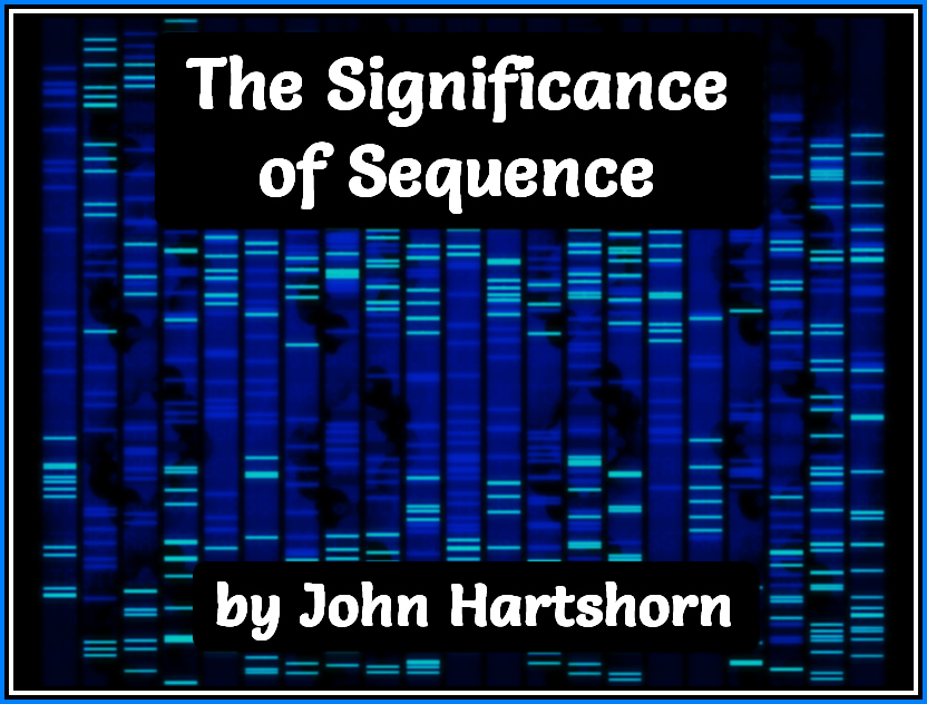 The Significance of Sequence