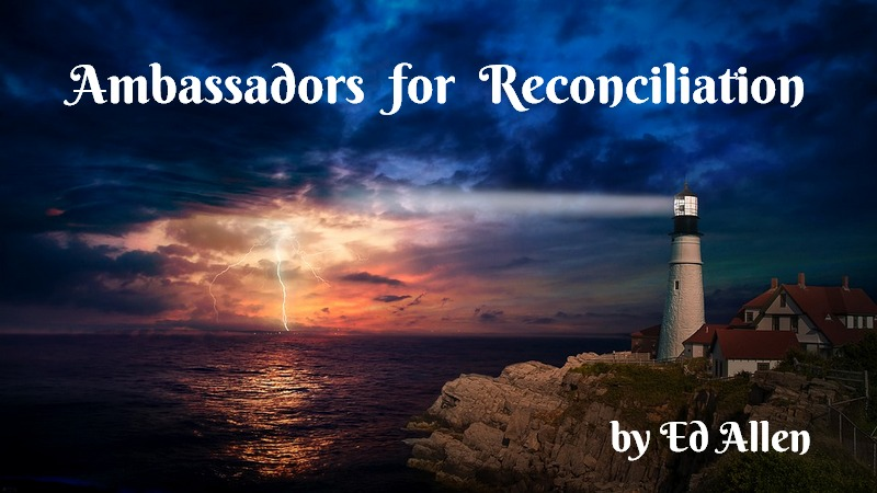 Ambassadors for Reconciliation
